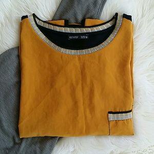 Zara W/B collection Top